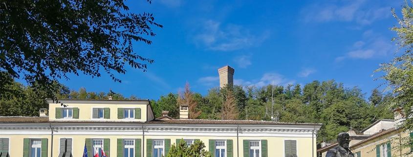 Condominio del Futuro Comune di Arquata Scrivia e torre medievale