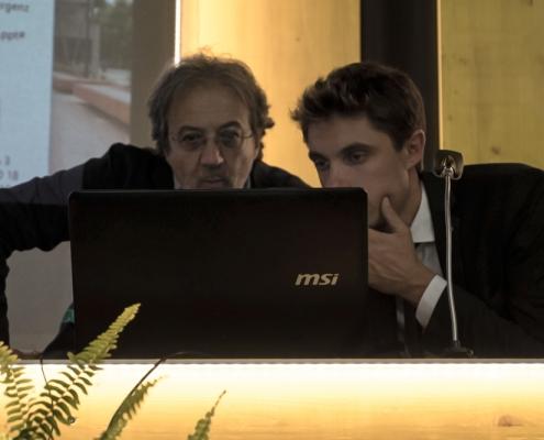 Condominio del Futuro, preparazione dei relatori