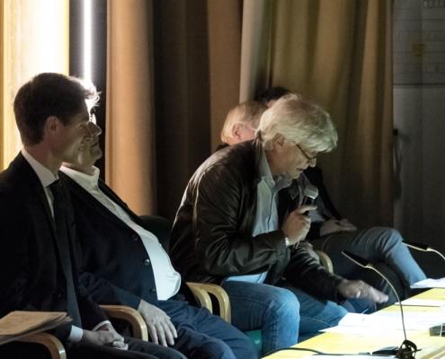 Franco Repetto, FIAPP alla Tavola Rotonda